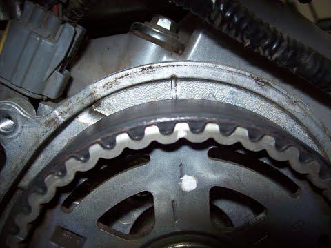 2000 Acura 3.2 TL Camshaft Position Sensor and Crankshaft Position Sensor Replacement D.I.Y.