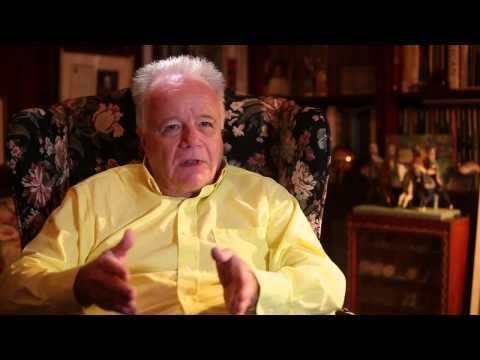 Historian Angel Collado-Schwarz talks about the President