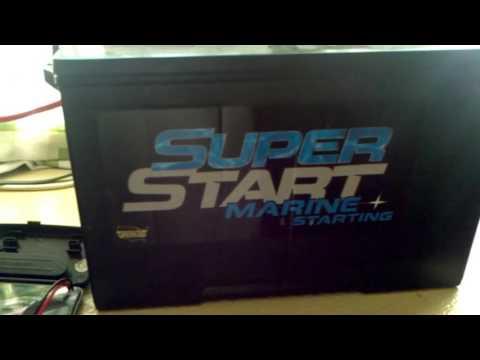 best marine starting battery