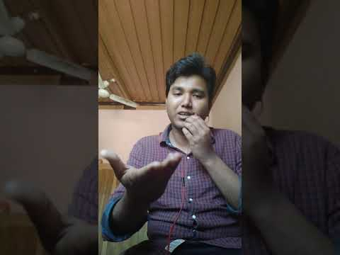 Ei Meghla Dine Ekla Ghore Thake Na To Mon Cover By Himanish In