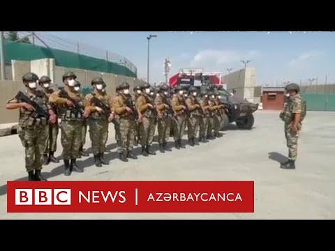 Azərbaycan sülhməramlıları Əfqanıstanı tərk etməyib