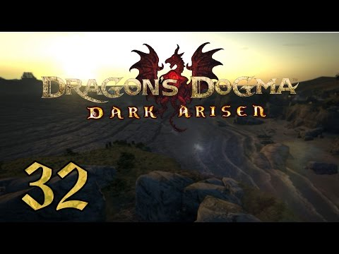 Dragon's Dogma: Dark Arisen PC - 32 - The Conspirators, Soulflayer Cavern
