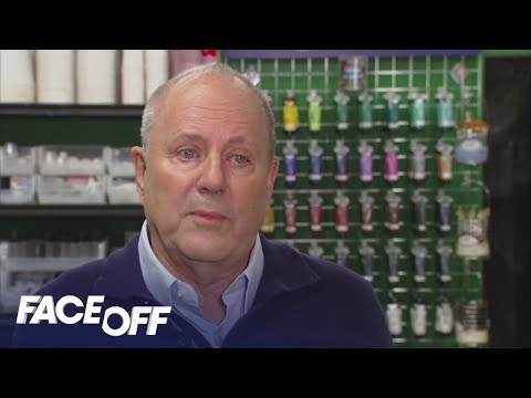 Face Off: Michael Westmore   S6E14  SYFY