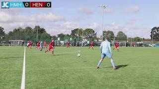 HMH vs Hendon United Sports