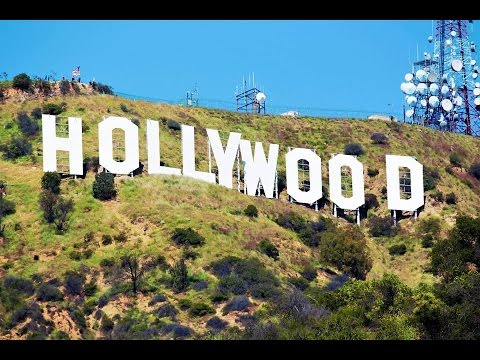 exploring the beauty of hollywood california youtube