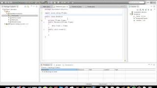 Java Tutorials: Physics Simulator - Episode 1