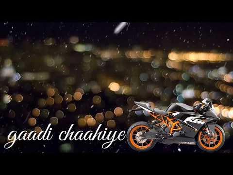 Paidal Chal Raha Hu Gadi Chahiye