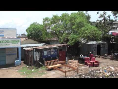 04. BUS FROM NAIROBI TO JINJA