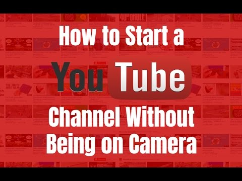 How to Start a YouTube Channel Without Being on Camera thumbnail
