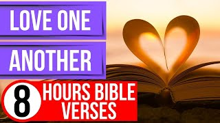 Love One Another: Bible verses f๐r sleep (Audio Bible quotes)
