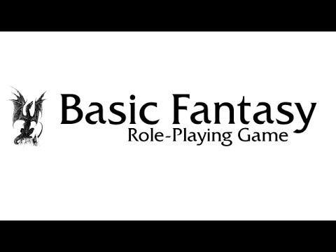 Basic Fantasy RPG Podcast - Season 2, Episode 3
