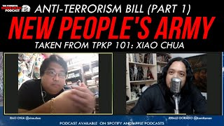 ANTI-TERROR BILL FAIR Discussion | Part 1: New People's Army (NPA)