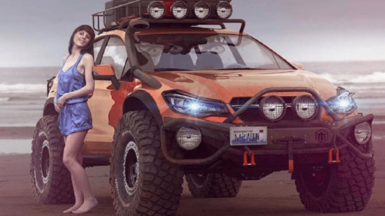 This Is The Sick Subaru Crosstrek You Want