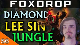 How to Play Lee Sin Jungle in Season 6 - League of Legends