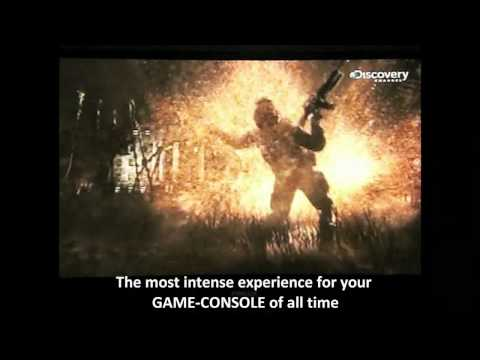Modern Warfare 2 Discovery Channel Commercial FAIL