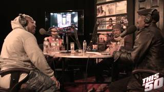 Charlie Murphy, Earth Quake, Brandon T Jackson & Jack Thriller Unchained (Pt 2)