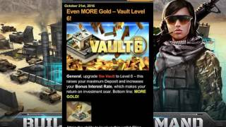mobile strike gold vault level 6 is it worth it