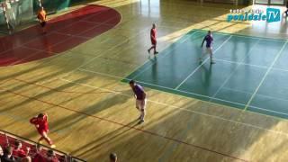 XXII Mistrzostwa Polski Strażaków PSP w Halowej Piłce Nożnej - mecz o 3 miejsce