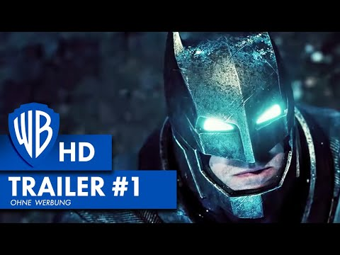 BATMAN V SUPERMAN: DAWN OF JUSTICE - Trailer F1 Deutsch HD German