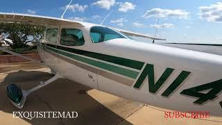 [ 4k UHD 30 FPS ] Aviation Aircraft Airplane Detailing