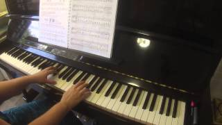Theme from Symphony No 6 by Tchaikovsky Alfred's basic adult piano course all-in-one level 2