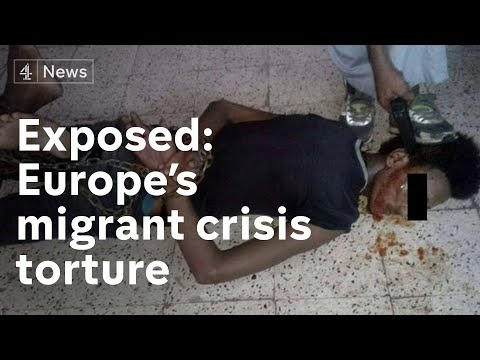 EU immigration: Tortured for trying to enter Europe