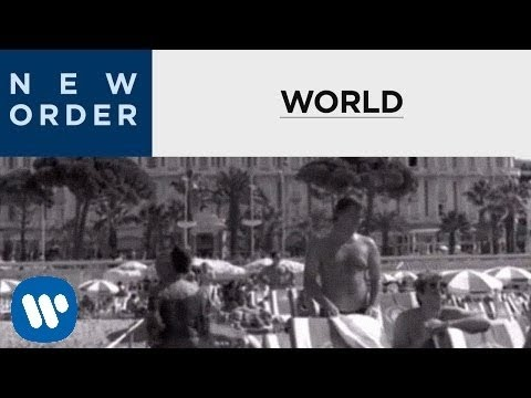 New Order - World (The Price of Love) [OFFICIAL MUSIC VIDEO]
