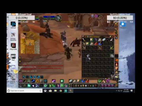 World Of Warcraft Private Server!!