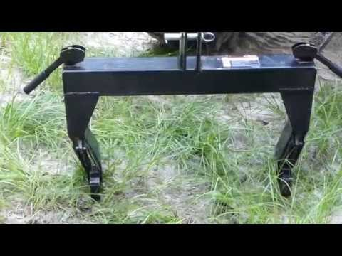 3- Point Quick Hitch from Harbor Freight Part 2 of 2