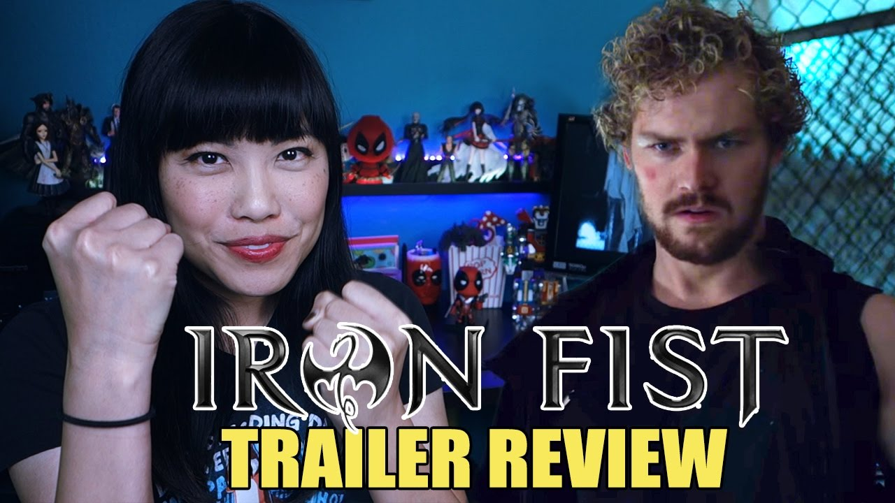 Marvel's Iron Fist | TrailerReview
