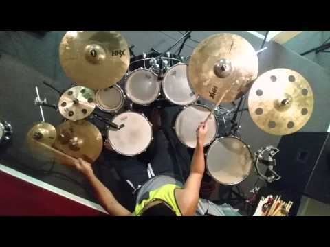 Mighty to Save - Israel Houghton & New Breed Drum Cover by JSC