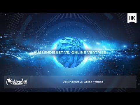 Außendienst Vs. Online Vertrieb
