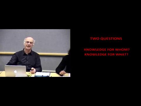 12 Michael Burawoy & Laleh Behbehanian – Dilemmas of Public