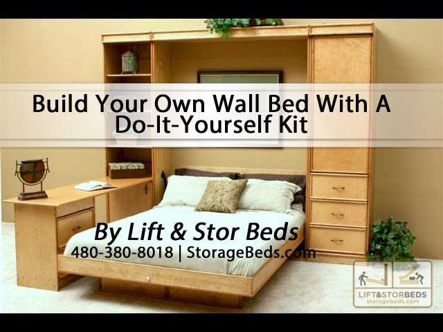 Do it yourself diy bed kits lift stor beds solutioingenieria Image collections