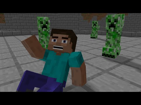 """Creepers"" Minecraft Parody of Demons by Imagine Dragons"
