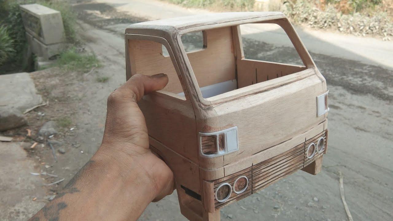 Ukuran Kabin Truk Miniatur : Miniatur Truk Scania New Design Shopee Indonesia - Membuat gardan ...