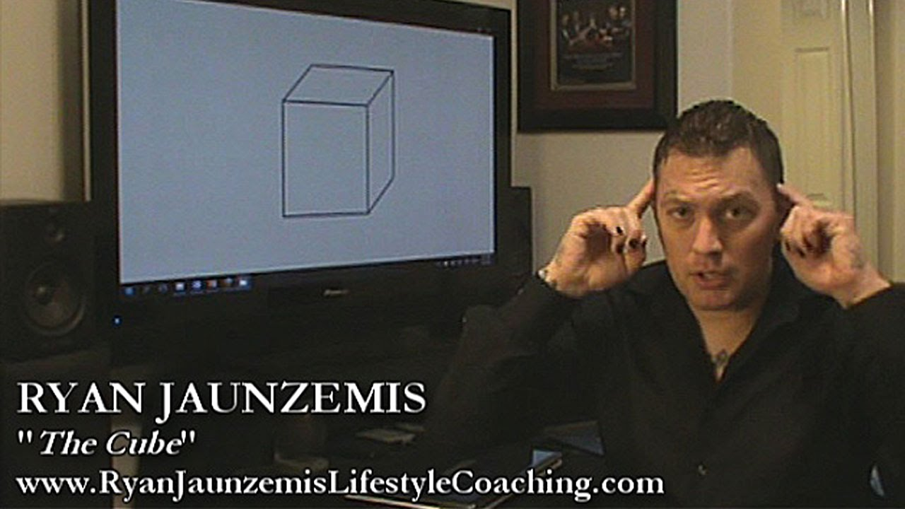 Neil strauss the cube