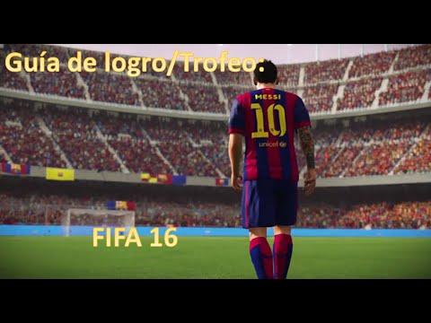 FIFA 16 Guía de Logro/Trofeo  Charla en el vestuario + 10 Logros mas