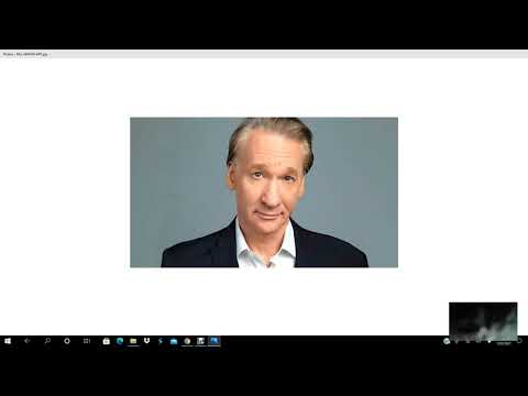 Bill Maher And His Tokens