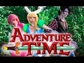 Adventure Time Cosplay - all heroes