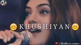 💞Heart Touching❣Shayari Status😎Motivational😍Hum Kisi Se Khushiyan, Jab Sab Kuchh Mil Jaye Zindagi