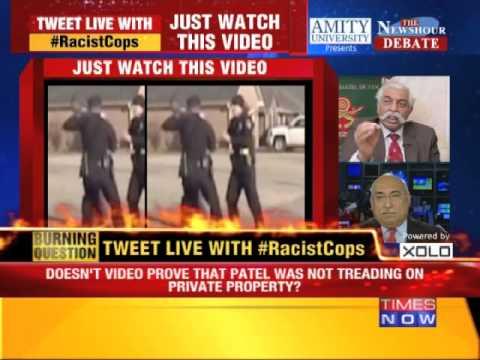 The Newshour Debate : America's Racist Cops Exposed- Part 2 (13th Feb 2015)
