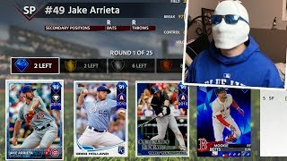 THE BLINDFOLDED DRAFT! MLB The Show 18