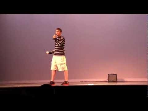 Noah Thomas Little Wonders -West Allegheny Talent Show