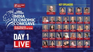 India Economic Conclave 2019 - Day 1 LIVE - Watch Now