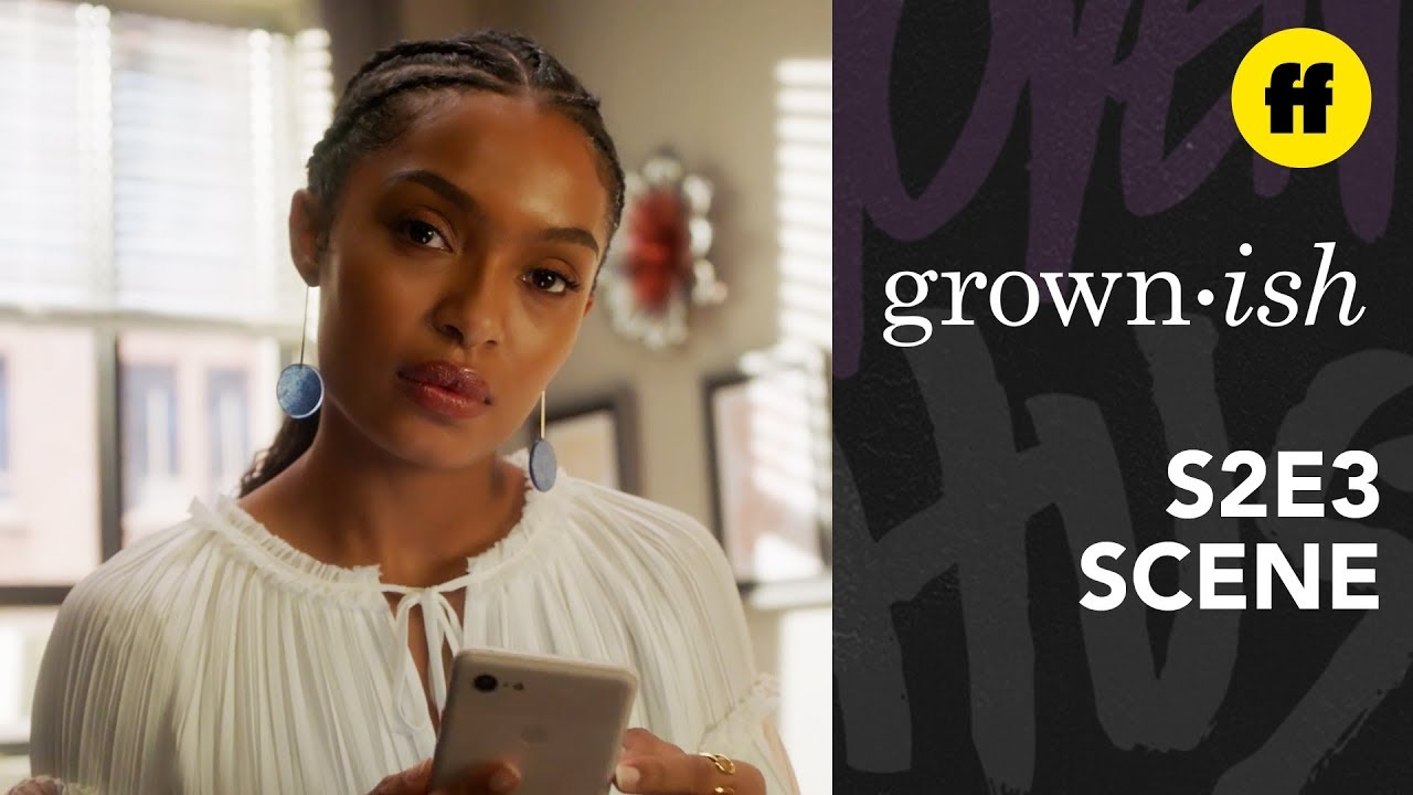 Download grown-ish Season 2, Episode 3 | Zoey Apologizes To Her Girls | Freeform