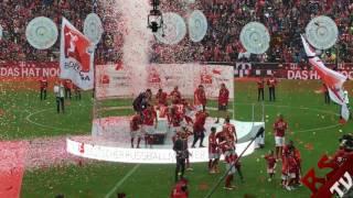 FC Bayern | Deutscher Meister 2015/16 [15.05.2016/Allianz Arena]