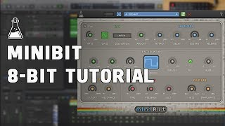 How to make an 8-bit/chiptune song with miniBit