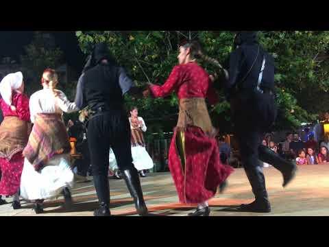 """Σύλλογος Ποντίων Απιδεώνα """"3ο Φεστιβάλ παραδοσιακών χορών Κάτω Αχαΐα"""""""