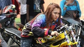 Gambar cover START Joki Cewek Pake NINJA Drag Bike Keren Motornya Monita PW